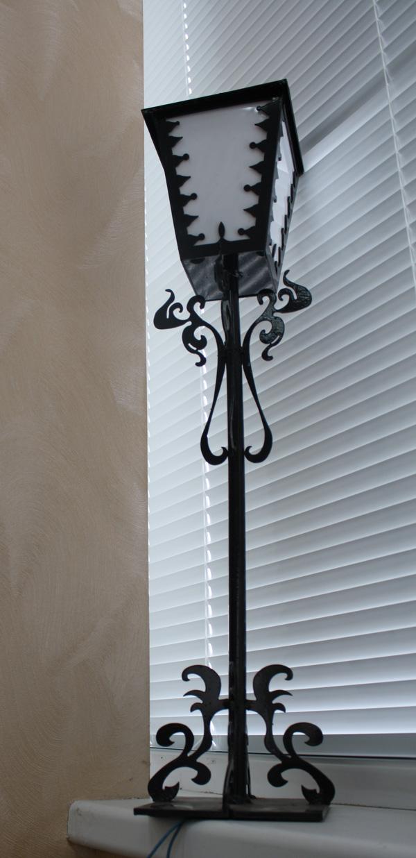 Фонарь из листового металла